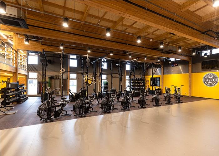 TAiiKUトレーニングスペース